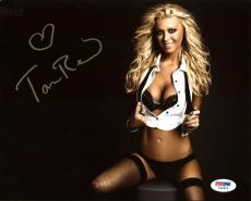 Tara Reid Sexy Signed 8X10 Photo Autographed PSA/DNA #Y50626