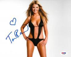 Tara Reid Signed Authentic Autographed 8x10 Photo PSA/DNA #AD14457