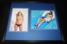 Tara Reid Signed Framed 16x20 Photo Display AW American Pie Sharknado