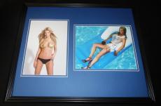 Tara Reid Signed Framed 16x20 Photo Display AW American Pie Sharknado