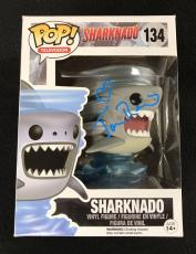 Tara Reid Signed Sharknado Funko Pop Figure