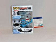 Tara Reid Signed Sharknado Funko Pop Psa/dna