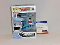 Tara Reid Signed Sharknado Funko Pop Psa/dna 3