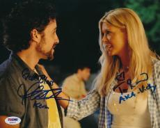 Tara Reid Thomas Ian Nicholas Signed 8x10 Photo Autograph Auto PSA/DNA AB70147