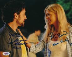 Tara Reid Thomas Ian Nicholas Signed 8x10 Photo Autograph Auto PSA/DNA AB70148