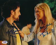 Tara Reid Thomas Ian Nicholas Signed 8x10 Photo Autograph Auto PSA/DNA AB70149