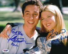 Tara Reid Thomas Ian Nicholas Signed 8x10 Photo Autograph Auto PSA/DNA AB70150