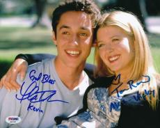 Tara Reid Thomas Ian Nicholas Signed 8x10 Photo Autograph Auto PSA/DNA AB70151