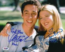 Tara Reid Thomas Ian Nicholas Signed 8x10 Photo Autograph Auto PSA/DNA AB70152