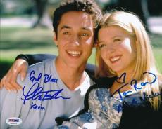 Tara Reid Thomas Ian Nicholas Signed 8x10 Photo Autograph Auto PSA/DNA AB70153