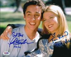 Tara Reid Thomas Ian Nicholas Signed 8x10 Photo Autograph Auto PSA/DNA AB70154