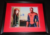 Tara Strong Signed Framed 8x10 Photo AW Ultimate Spider-Man