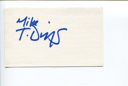 Taye Diggs Day Break Private Practice Chicago MURDER in the 1st Signed Autograph