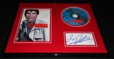 Taylor Hackford Signed Framed 11x14 La Bamba DVD & Photo Display JSA