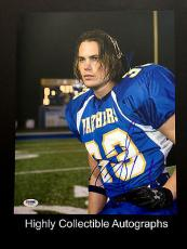 Taylor Kitsch Signed 11x14 Photo Autograph Psa Dna Coa Friday Night Lights