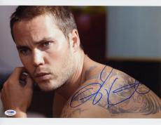 Taylor Kitsch SIGNED 11x14 Photo VERY RARE PSA/DNA AUTOGRAPHED