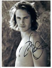 Taylor Kitsch Signed Autographed 8x10 Photo Friday Night Lights X-Men COA VD