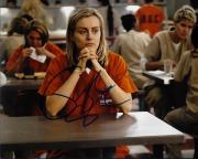Taylor Schilling Signed - Autographed Orange is the New Black 8x10 inch Photo - Guaranteed to pass BAS