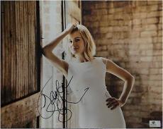 Taylor Schilling hand Signed Autograph 11x14 Photo Orange is New Black GA766799