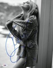 Taylor  Schilling Signed Authentic Autographed 11x14 Photo PSA/DNA #AD22102