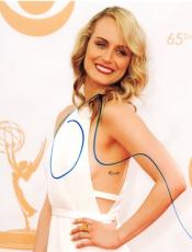 Taylor Schilling Signed Autographed 8x10 Photo Orange is the New Black COA VD