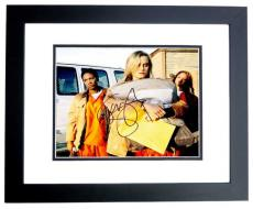 Taylor Schilling Signed - Autographed Orange is the New Black 11x14 inch Photo BLACK CUSTOM FRAME - Guaranteed to pass PSA or JSA