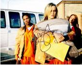 Taylor Schilling Signed - Autographed Orange is the New Black 11x14 inch Photo - Guaranteed to pass PSA or JSA