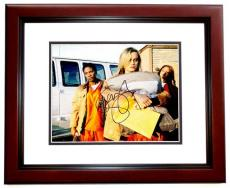 Taylor Schilling Signed - Autographed Orange is the New Black 11x14 inch Photo MAHOGANY CUSTOM FRAME - Guaranteed to pass PSA or JSA