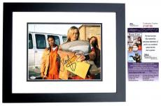 Taylor Schilling Signed - Autographed Orange is the New Black 11x14 inch Photo BLACK CUSTOM FRAME - JSA Certificate of Authenticity