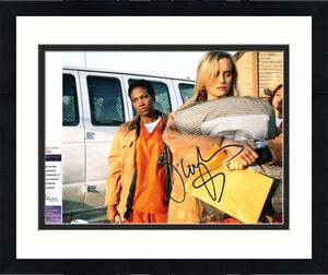 Taylor Schilling Signed - Autographed Orange is the New Black 11x14 inch Photo + JSA Certificate of Authenticity