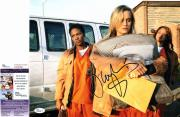 Taylor Schilling Signed - Autographed Orange is the New Black 11x14 inch Photo - JSA Certificate of Authenticity