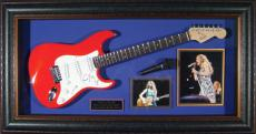 Taylor Swift Autographed Guitar Framed Display