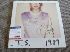 Taylor Swift Autographed Signed LP Album Record PSA Certified FROM TS WEBSITE #2
