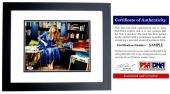 Taylor Swift Signed - Autographed Sexy Pop Singer Songwriter 8x10 inch Photo BLACK CUSTOM FRAME - PSA/DNA Certificate of Authenticity (COA)