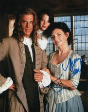 Ted Danson and Mary Steenburgen signed Gulliver's Travels TV Show 8X10 photo coa
