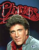 """Ted Danson Autographed 8""""x 10"""" Cheers Posed Photograph - BAS COA"""
