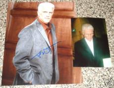 Ted Danson Autographed 8x10 Photo (w/ Proof Signing)