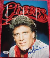 Ted Danson Cheers Sam Malone signed 8x10 photo Beckett BAS Authentic autograph