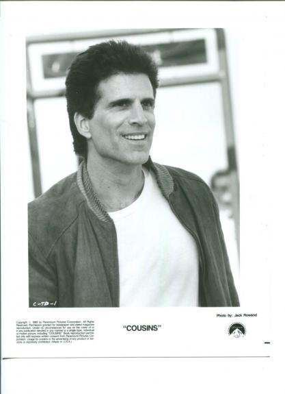 Ted Danson Cousins Original Still Press Movie Photo