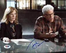 Ted Danson Csi Signed 8X10 Photo Autographed PSA/DNA #U25465