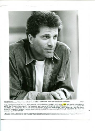 Ted Danson Dad Original Press Still Movie Photo