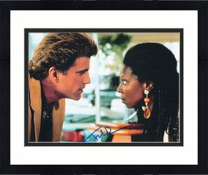 Ted Danson Made In America Cheers Hand Signed 8x10 Photo w/COA