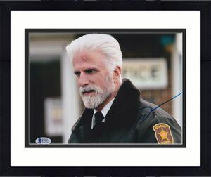 Ted Danson Signed 8x10 Photo Cheers Fargo Beckett Bas Autograph Auto Coa B