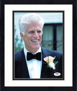 Ted Danson signed 8x10 photo PSA/DNA Cheers Autographed