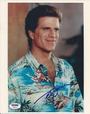 Ted Danson Signed 8x10 Photo PSA/DNA # Y98651
