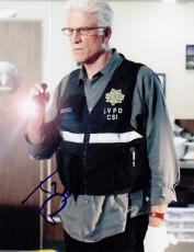Ted Danson Signed 8x10 Photo w/COA Cheers CSI #3