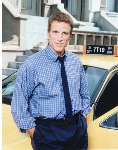 Ted Danson Signed 8x10 Photo w/COA Cheers Sam Three Men and a Baby Jack #1
