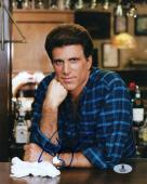 TED DANSON SIGNED AUTOGRAPHED 8x10 PHOTO SAM MALONE CHEERS RARE BECKETT BAS