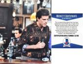 Ted Danson Signed - Autographed CHEERS - Sam Malone 8x10 inch Photo - Beckett BAS Certificate of Authenticity (COA) Not PSA JSA