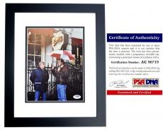 Ted Danson Signed - Autographed CHEERS - Sam Malone 8x10 inch Photo - BLACK CUSTOM FRAME - PSA/DNA Certificate of Authenticity (COA)